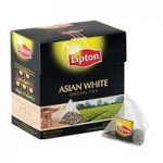 Чай Lipton Asian White Tea зел.с бел.пирамидки 20пак/пач