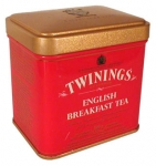 Чай Twinings English Breakfast Tea черн.лист.100г